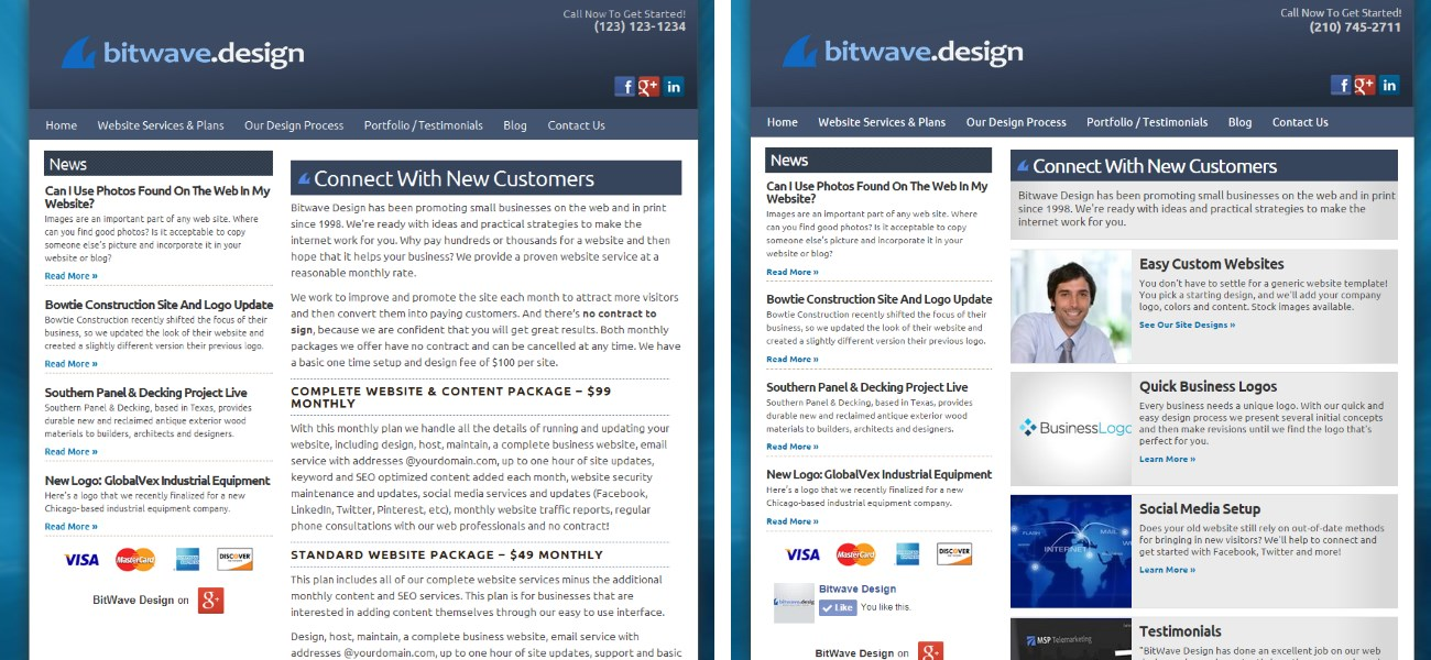 How To Write Effective Copy for Your Website | BitWave Design