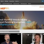 MSP SEO Factory website