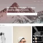 Pexels free images website